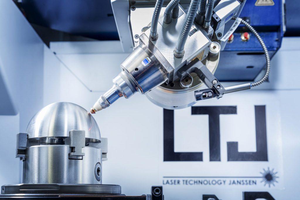 Lasertechnology Janssen